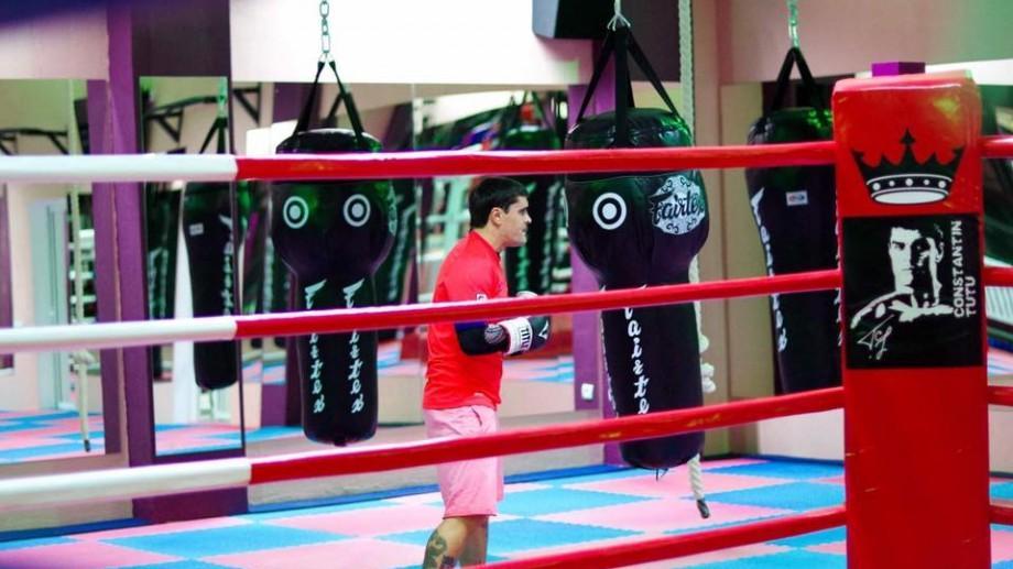 (foto) Deputatul Constantin Țuțu și-a deschis un club sportiv de lupte care îi poartă numele