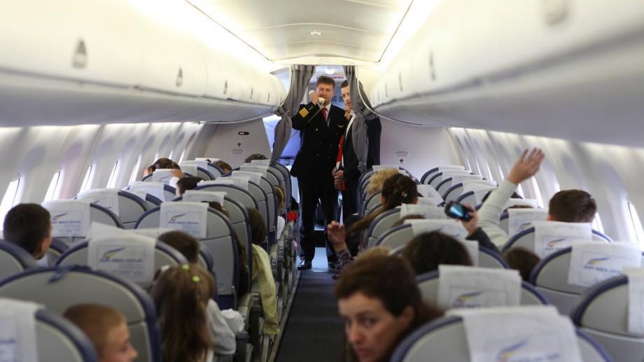 (foto) Un vis împlinit pentru 100 de copii cu prilejul Zilei Aviaţiei Civile