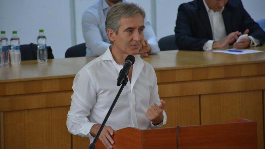 Iurie Leancă este cel de-al treilea concurent electoral la funcția de Președinte