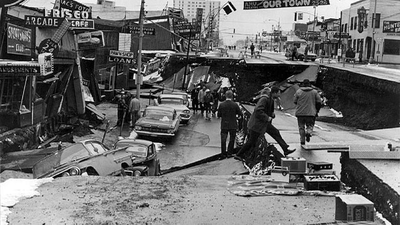 (foto) Află care a fost cel mai devastator cutremur care a ras totul de pe fața Pământului