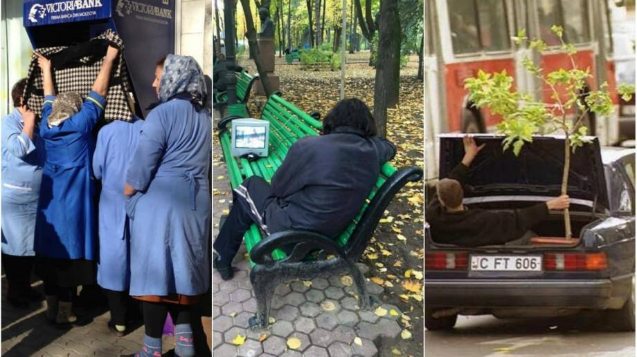 (foto) Meanwhile in Moldova – cele mai ironice apariții ale Moldovei pe 9gag