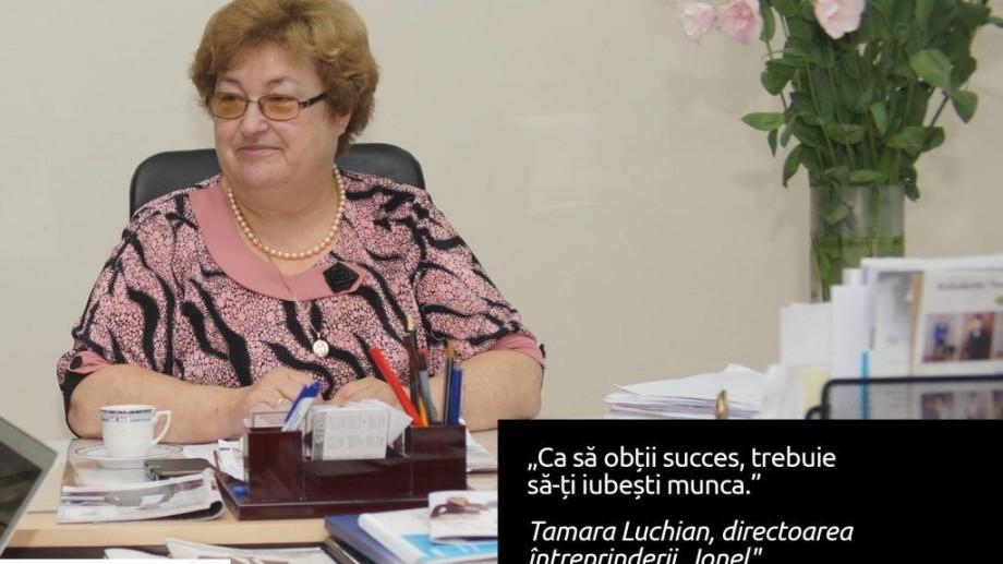 """(foto, video) Tamara Luchian: Yudashkin a fost surprins de faptul că """"Ionel"""" coase costume """"Armani"""""""