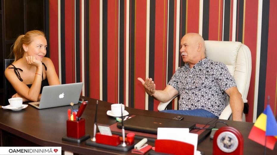 """(video) Petru Bodarev, fondatorul brandului """"Cristina"""": Noi nu vrem să coasem pantofi """"Prada"""" pentru 2$ perechea"""