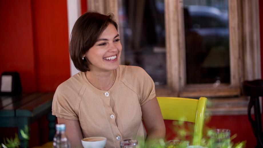 (foto, video) Silvia Busuioc, actrița basarabeancă de la Hollywood: Cel mai greu a fost să ies din rolul unui băiat