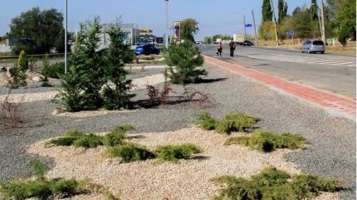 (foto) Orhei. Toate străzile din sectorul Lupoaica au fost reabilitate de la zero, iar la intrare – sens giratoriu!