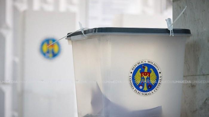 CEC a respins cererea de înregistrare a grupului de inițiativă  pentru desfășurarea referendumului republican legislativ