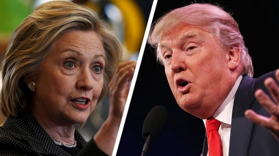 Moment istoric pentru SUA: Astăzi au loc primele dezbateri televizate dintre Hillary Clinton și Donald Trump