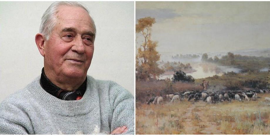 Astăzi, sunteți invitați să admirați peisajele, portretele, studiile artistului Mihail Petric