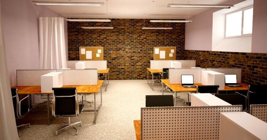(foto) În centrul Chișinăului va fi inaugurat un nou spațiu de coworking – iHub. Iată cum arată acesta