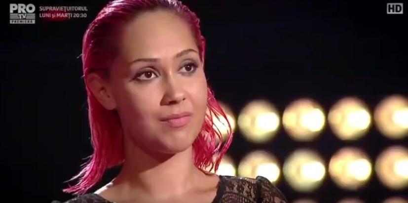 """(video) """"Eroina"""" celor de la Carla's Dreams s-a auzit la Vocea României într-o versiune inedită"""