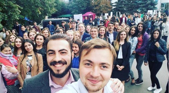 (foto, video) Cum se vede primul festival studențesc din Moldova pe rețelele de socializare