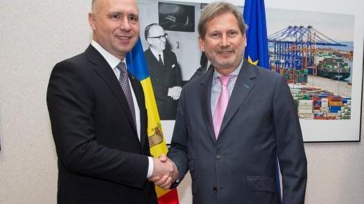 UE oferă 15 milioane de euro Moldovei pentru reforma administrației publice