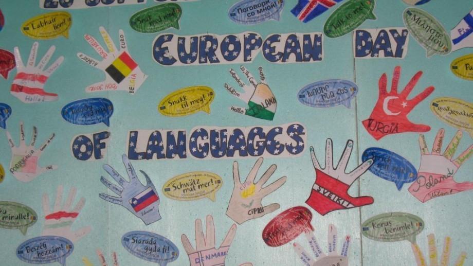 Sărbătoare pe bătrânul continent. Astăzi este sărbătorită Ziua Europeană a limbilor