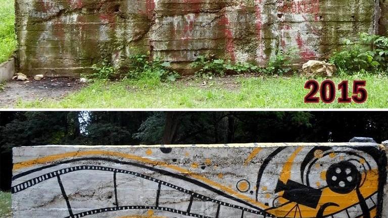 (foto) Înainte și după: Cum s-a schimbat cinematograful de la Buiucani în urma amenajării