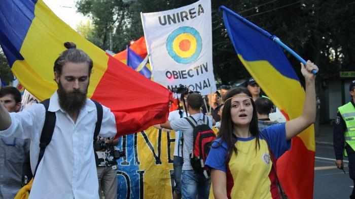 """Mișcarea """"Tinerii Moldovei"""" intenționează să organizeze un referendum unionist în 2018"""
