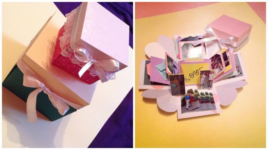 (foto, video) Istorioara a două tinere care creează cutiuțe cu amintiri pentru persoana dragă