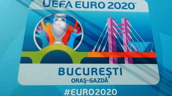 A fost lansat logo-ul orașului București pentru Euro 2020. Care este elementul reprezentativ