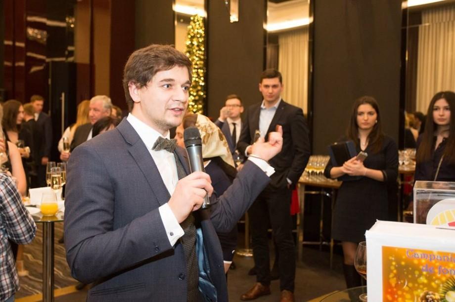 La Gala studenților originari din Republica Moldova, laureații au oportunitatea să prezinte discursuri motivaționale
