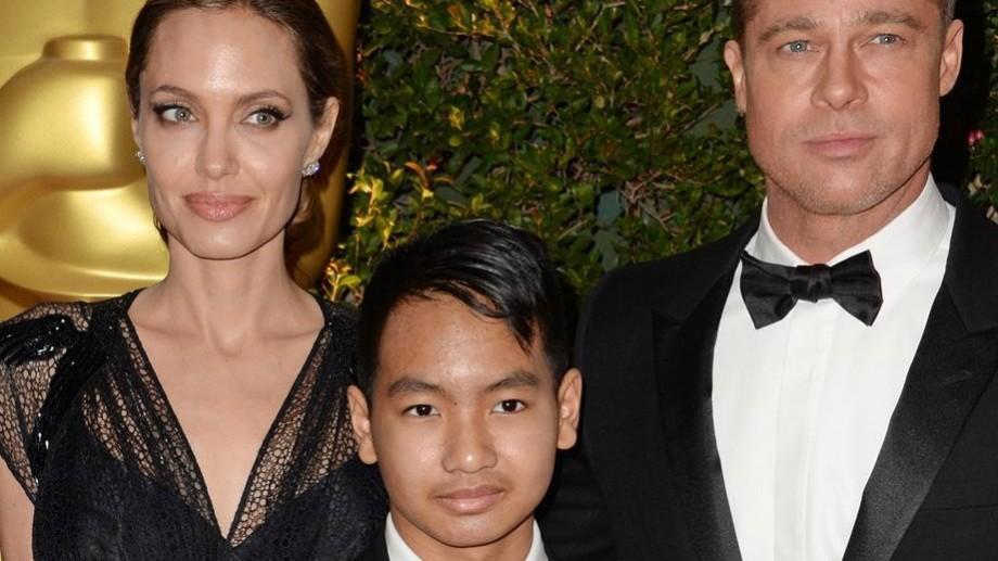 Madoxx ar fi elementul cheie în divorțul dintre Angelina Jolie și Brad Pitt