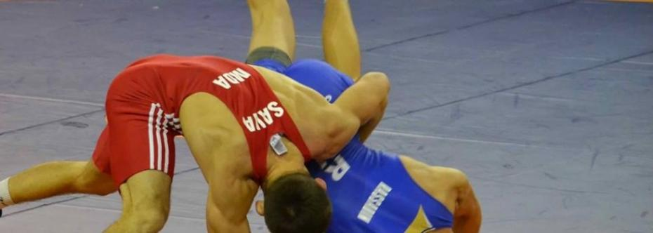 (foto) Bravo! Medalii pentru Moldova la Campionatul Mondial Universitar de lupte