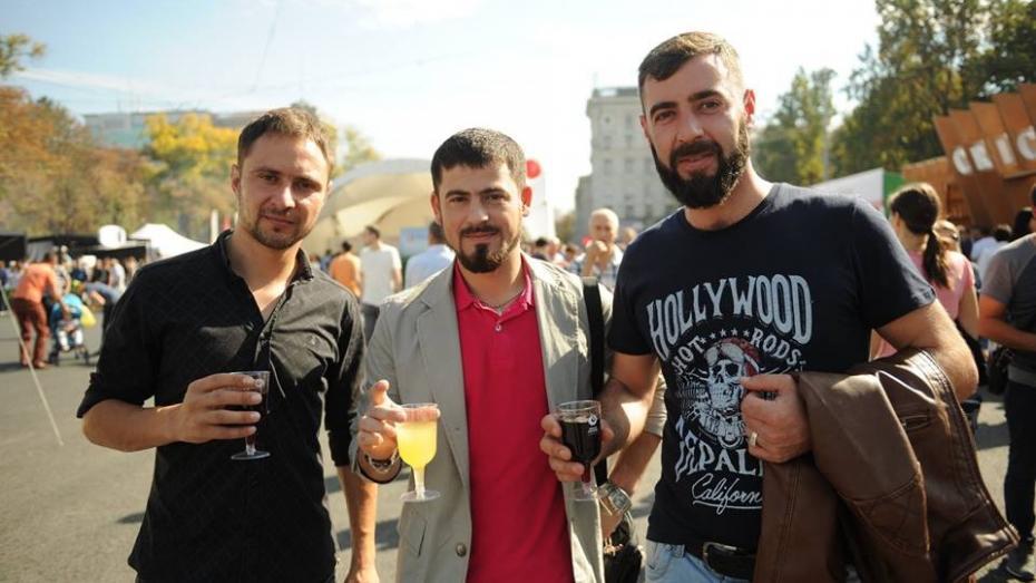 (foto) Rezultatele finale ale Zilei Naționale a Vinului. În total au fost consumate circa 150.000 de sticle de vin