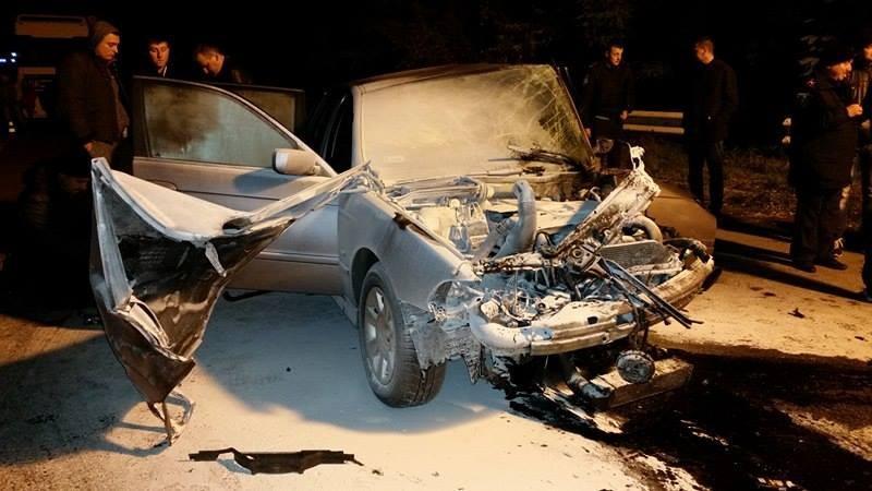 (foto) Doi cetăţeni ai Republicii Moldova au decedat într-un accident rutier în Ucraina