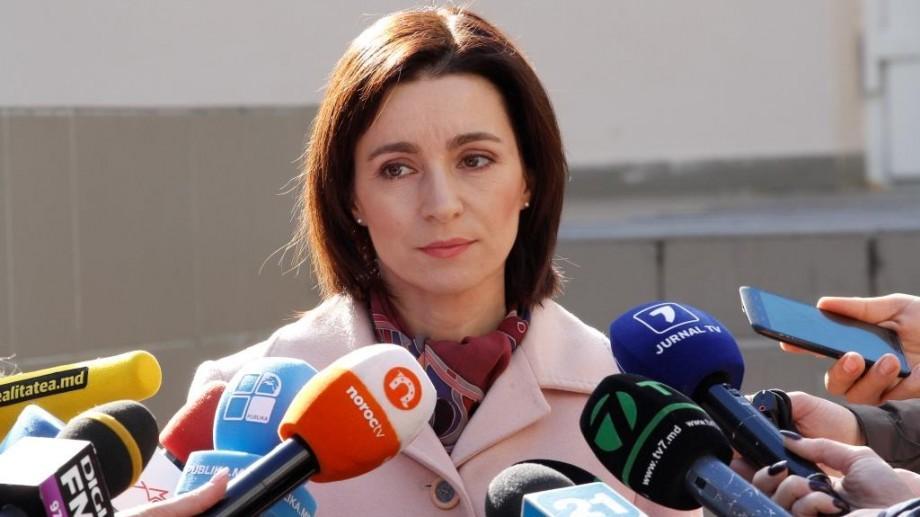 (doc) Maia Sandu, singurul invitat din Moldova la congresul Partidului Popular European