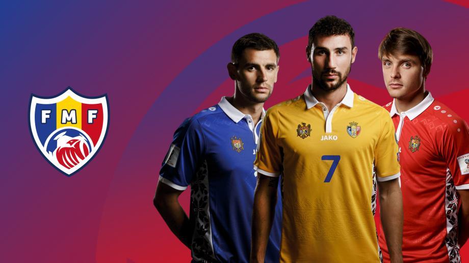 (foto) Cum va arăta noua emblemă a Federației Moldovenești de Fotbal