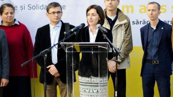 (video) Acțiunile pe care le va întreprinde Maia Sandu dacă va fi aleasă președintă a Moldovei