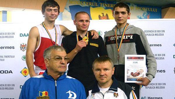 Sportivii din Grimăncăuţi au câștigat cinci titluri la Campionatul Național de Box