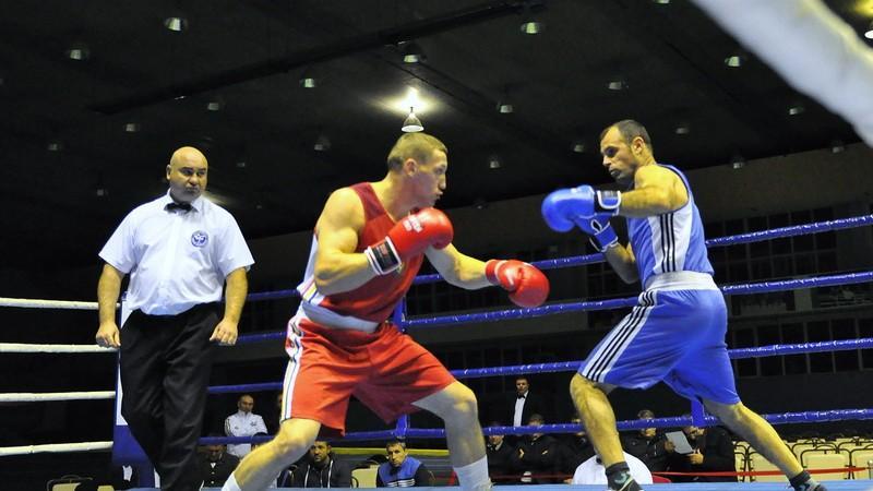 (foto) Cei mai puternici 80 de boxeri luptă la Campionatul Republicii Moldova la box 2016