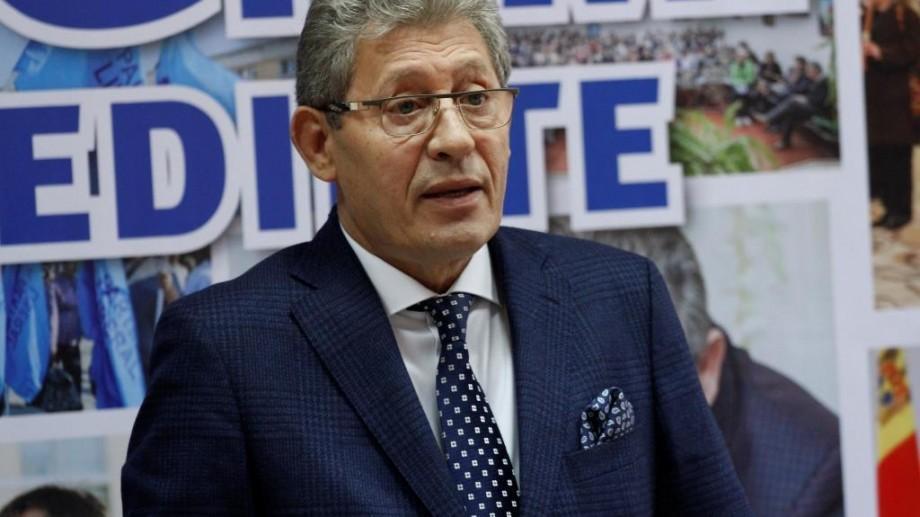 Mihai Ghimpu a anunțat candidatura noului ministru al Apărării