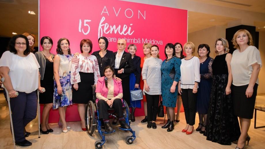 (foto) Clipe emoționante la Chișinău! 15 femei au luat cina cu Andreea Marin