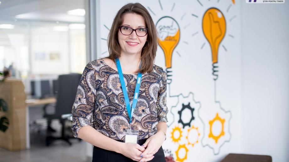 """Daniela Efros, Amdaris: Discursul meu la """"Women in ICT"""" va inspira curaj"""