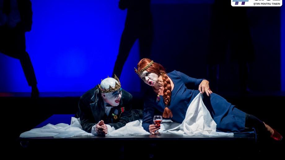 (foto) Teatrul Național Eugene Ionesco și-a deschis ușile pentru iubitorii de teatru cu un spectacol excepțional
