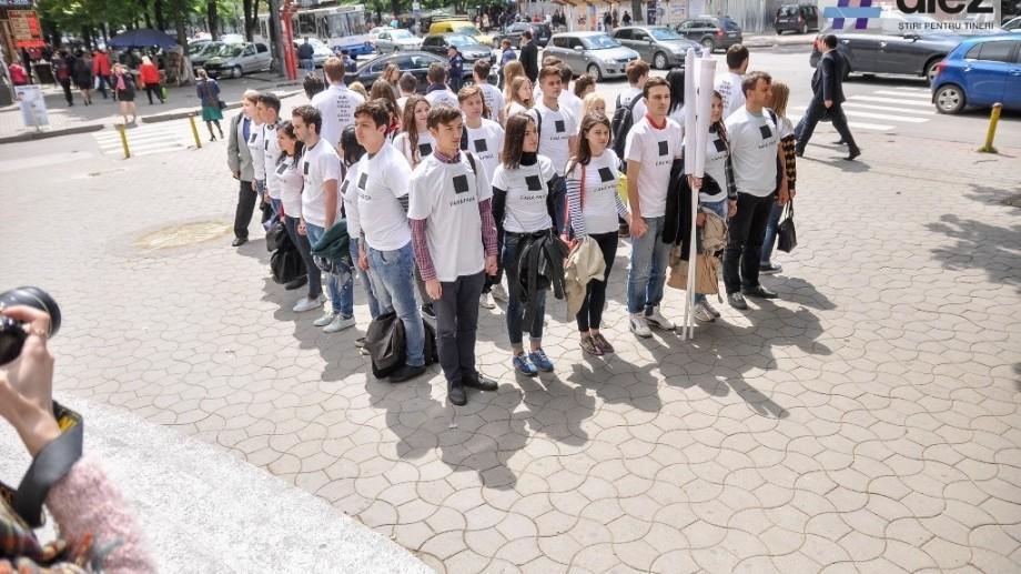Timp de o săptămână, Chișinăul celebrează Zilele Coming Out. Programul evenimentelor organizate