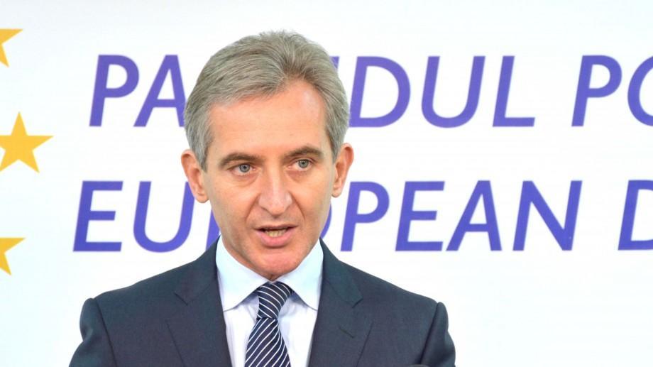(video) Leancă anunță crearea Grupului Popular European în Parlament. Cine face parte din grup