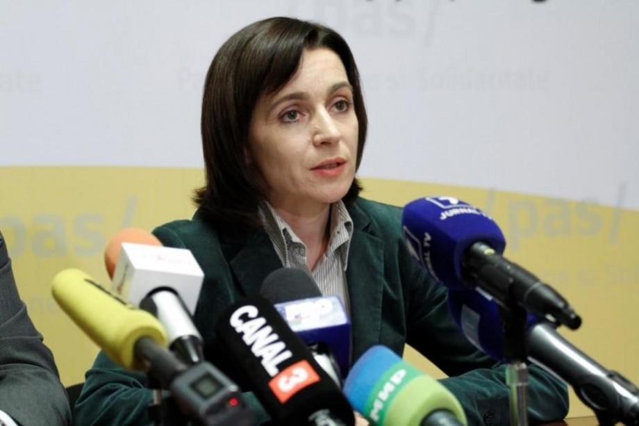Maia Sandu refuză să discute cu Dodon: El este foarte ocupat să schimbe Istoria Românilor