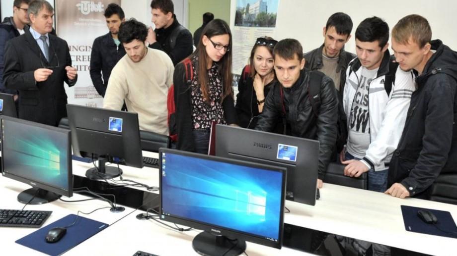 Studenții de la UTM vor învăța cum să apere Moldova de atacurile cibernetice