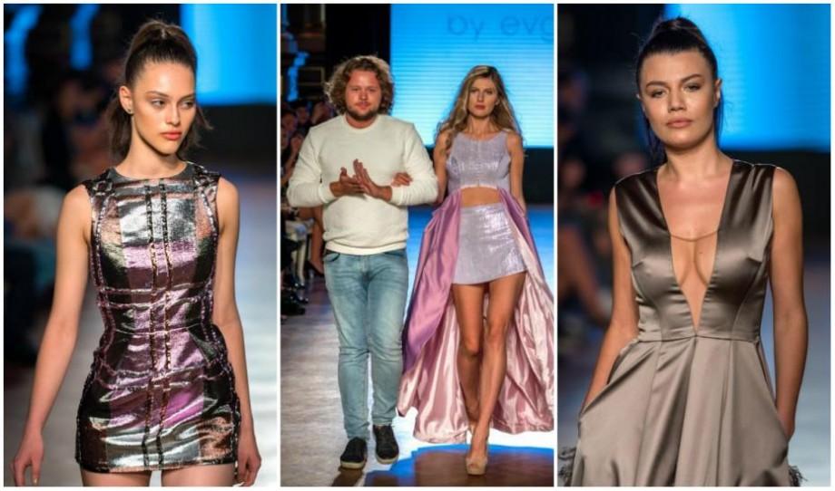(foto) Evgheni Hudorojcov și-a prezentat noua colecție la prima ediție Romanian Fashion Philosophy