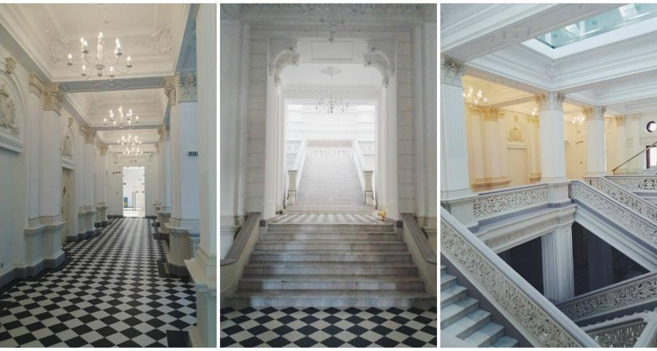 (foto) Muzeul Naţional de Artă al Moldovei îşi va deschide edificiul renovat la începutul lui noiembrie