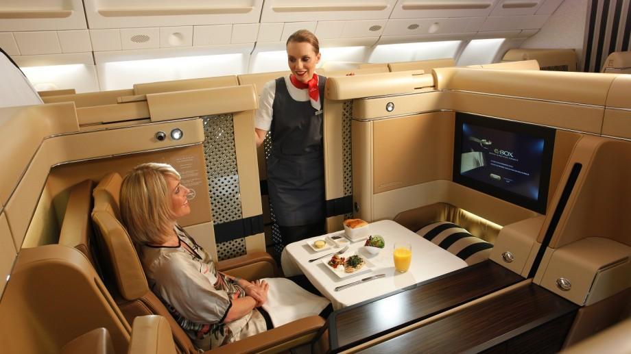 Top 10 cele mai bune clase business ale companiilor aeriene din toată lumea