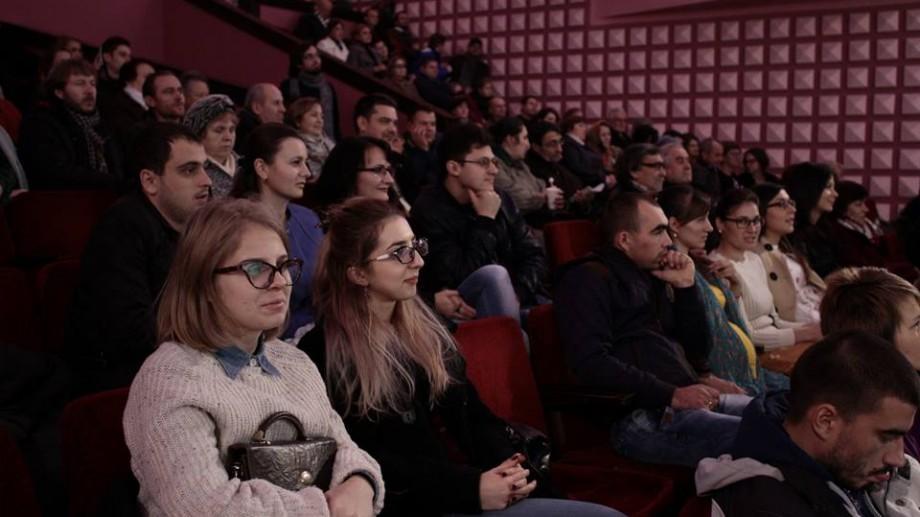 (foto) Dumitru Grosei, despre Zilele Filmului Românesc: Ne-au susținut cei de peste Prut, ai noștri nu vor să ne susțină