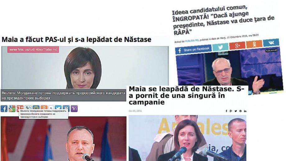 Manipulare informațională înainte de alegeri: Titluri care manipulează