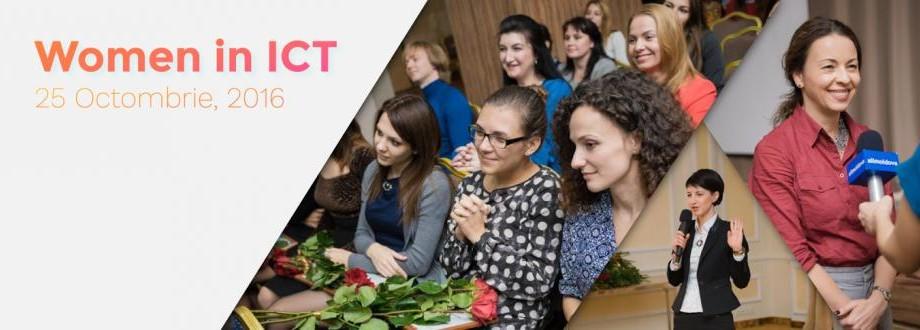 """""""Women in ICT"""" revine cu speakeri de seamă și istorii impresionante"""
