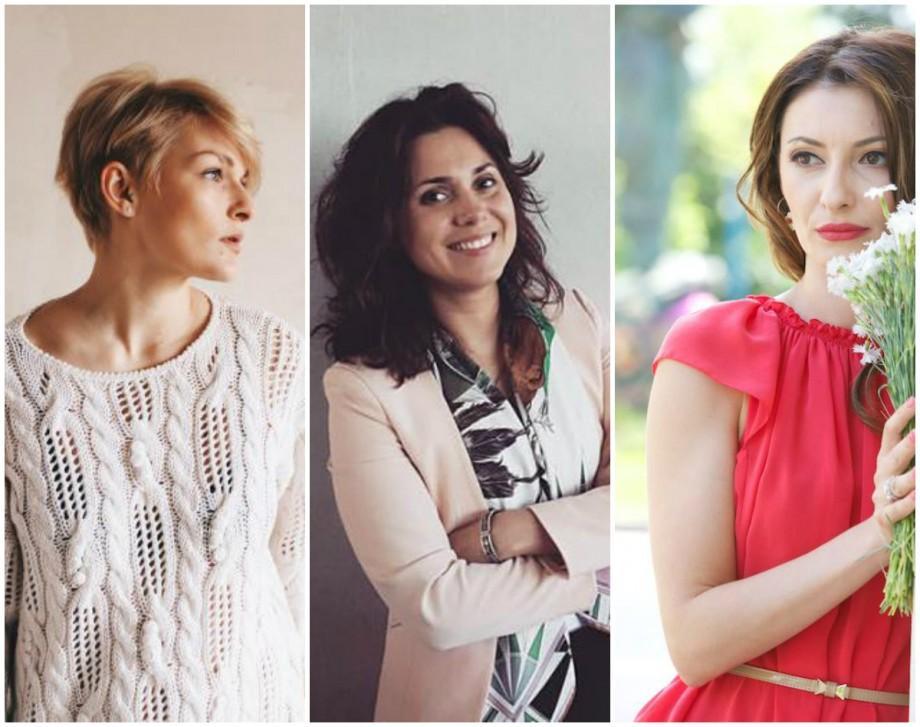 Angela Gonța, Natalia Morari și Polina Ceastuhina susțin cele 16 victime violate în cadrul unui spital din Bălți