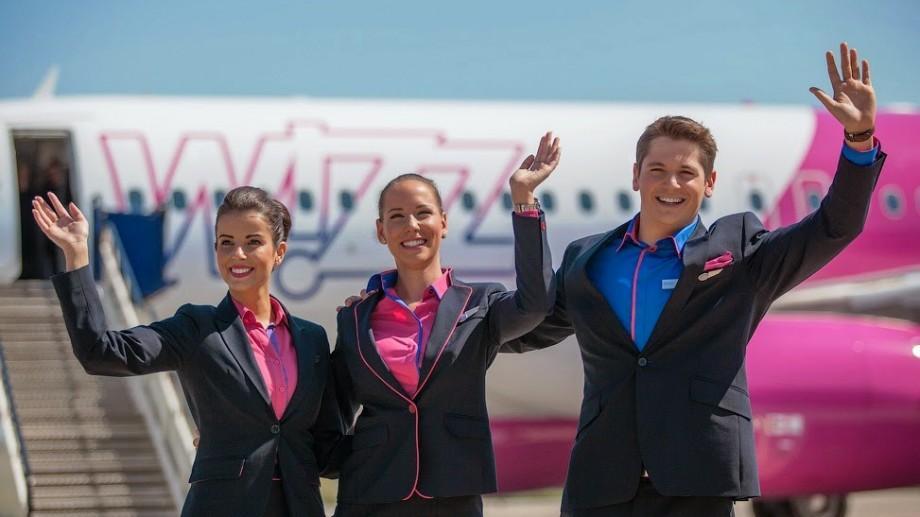 Wizz Air recrutează noi membri pentru echipajul local din Moldova. Ce abilități trebuie să aibă candidații