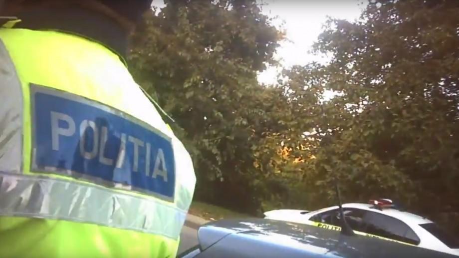 (video) 28 de inspectori de patrulare au fost reținuți pentru corupție. Momentele în care primeau mită