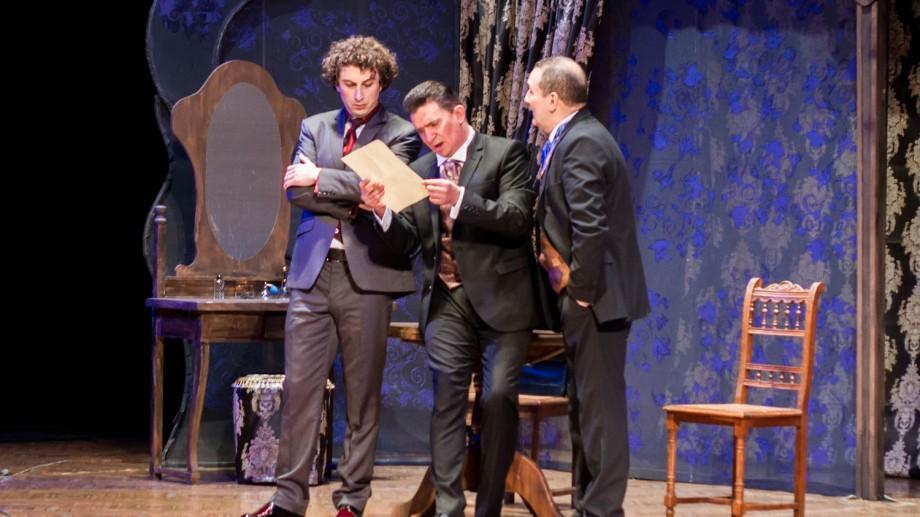 """Teatrul Național """"Mihai Eminescu"""", dublu premiant la Festivalul de Comedie din Galați"""