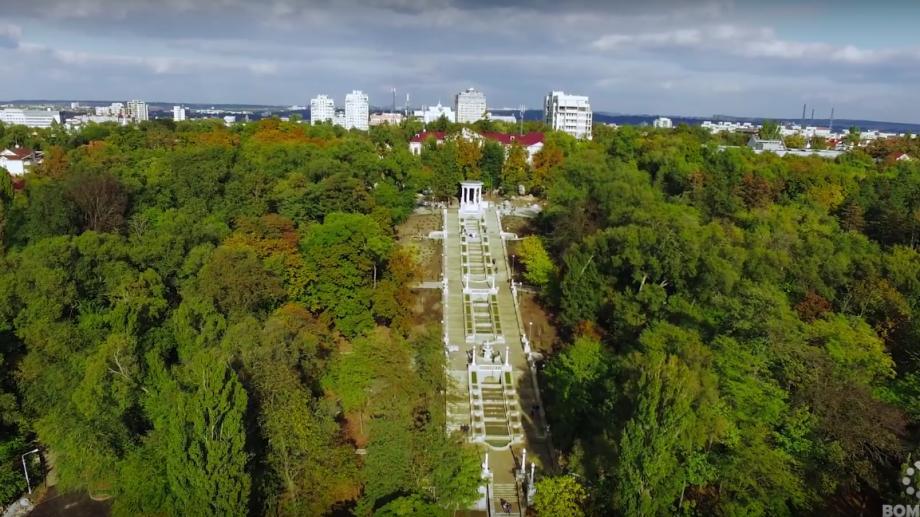 (video) Imagini spectaculoase, filmate de la înălțime. Cum arată Scara Cascadelor privită de sus